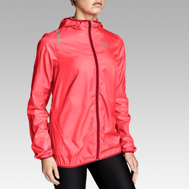 беговая куртка женская