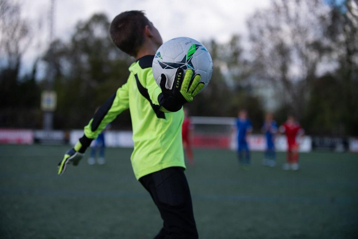 тренування воротарів