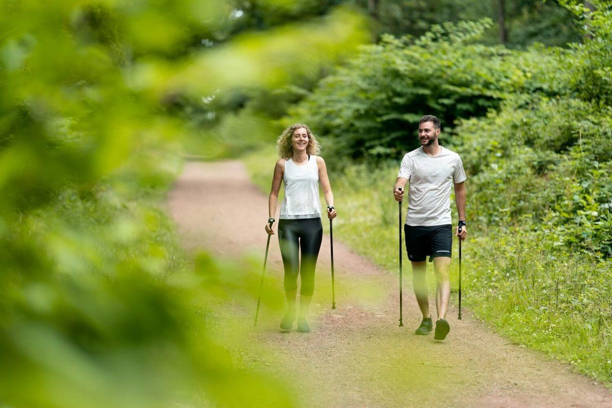 палиці для скандинавської ходьби