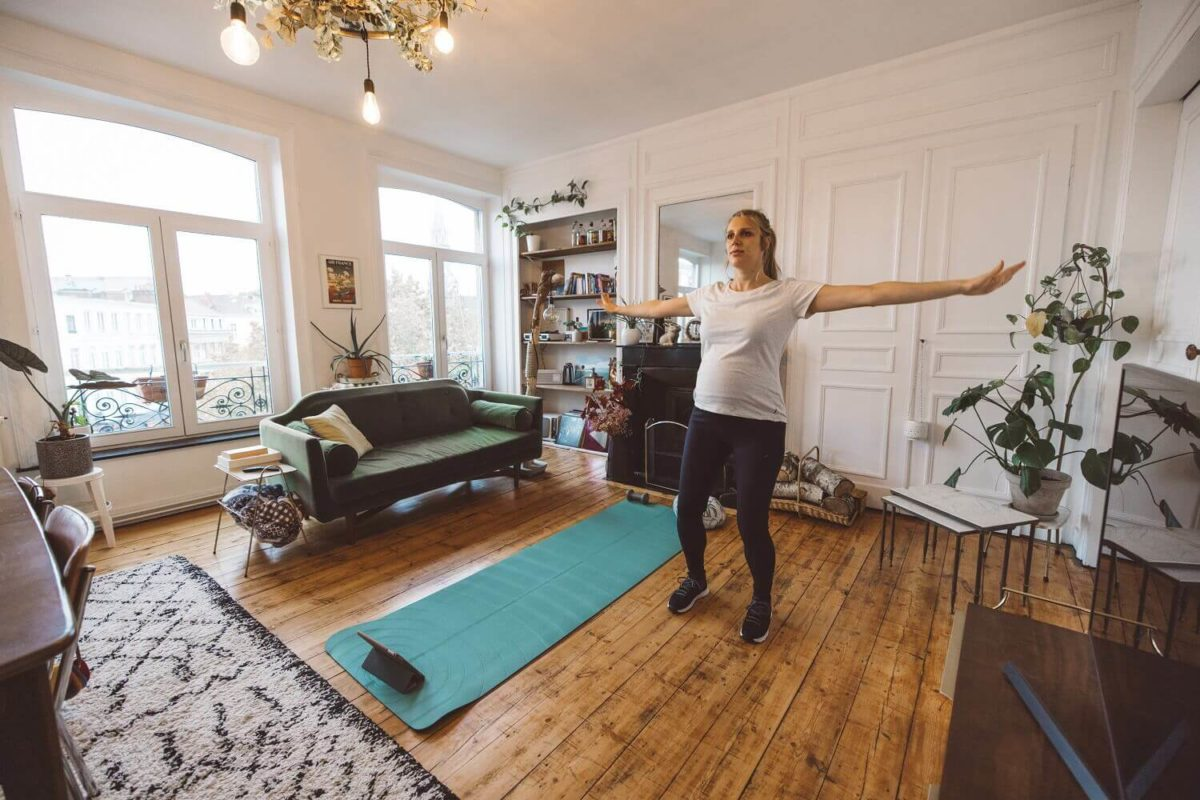 пренатальная йога
