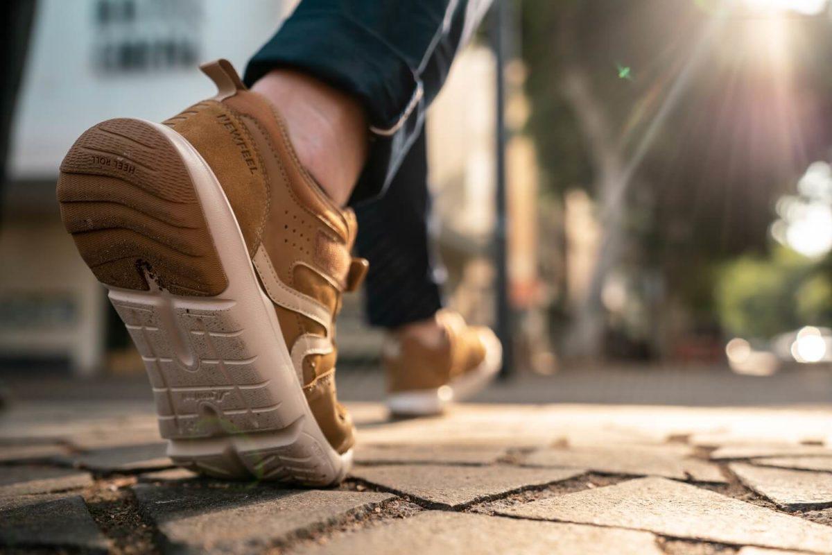лучшие кроссовки для ходьбы